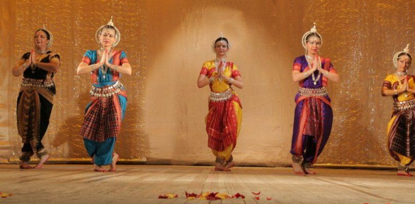 Индийский классический стиль одисси