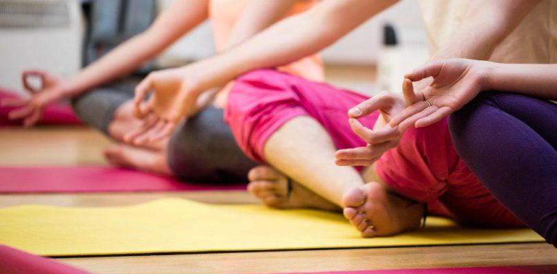 Пробное бесплатное занятие доктора аюрведы Джина Маттаи по йоге и Аюрведе.