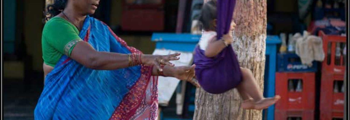 Лица и голоса (Женщины Индии)